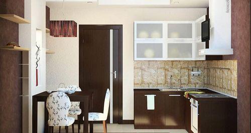 Ремонт маленьких кухонь своими руками фото 705