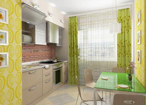 Ремонт маленьких кухонь своими руками фото 888