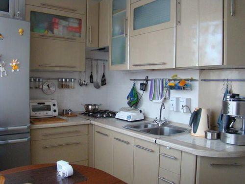 Ремонт маленьких кухонь своими руками фото 92