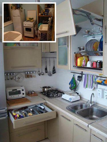 Ремонт маленьких кухонь своими руками фото 817