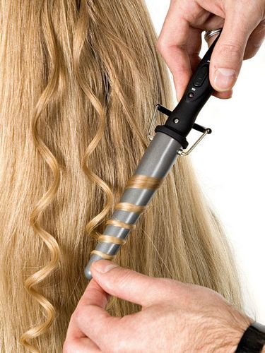 Как пользоваться плойкой: правильно крутить волосы, делать кудри и локоны, крутиться и использовать, завить