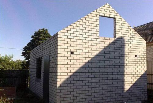 Как сделать козырек фронтона крыши