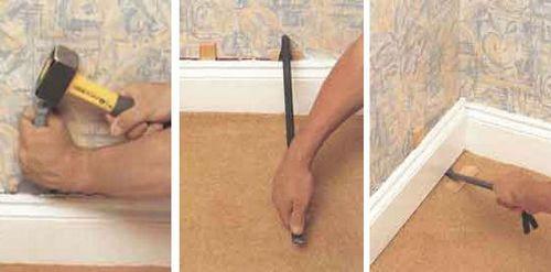 Ремонт пола в хрущевке своими руками - технология, инструкция!