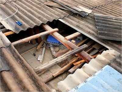 Оцинкованная крыша своими руками 843