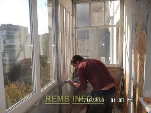 Обшивка балкона пластиковыми панелями своими руками с фото р.
